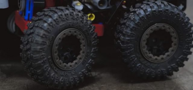 Lego Technic With Pro-Line Tires [VIDEO]
