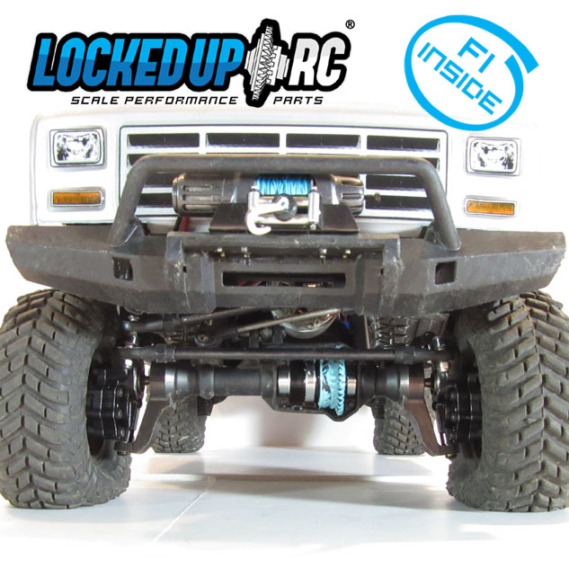 Locked Up RC FI Spool For The Traxxas TRX-4