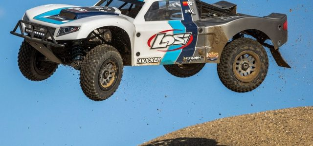 Losi 5IVE-T 2.0 1/5 4WD Short Course Truck [VIDEO]
