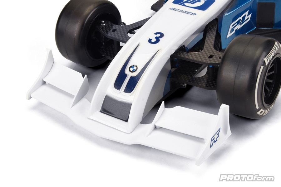 PROTOform F1 Wings Now Available In White