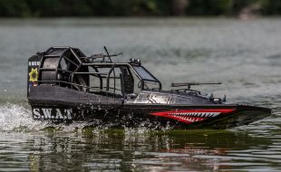 Pro Boat Aerotrooper 25″ Brushless RTR Air Boat [VIDEO]