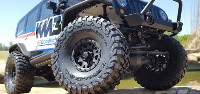 Pro-Line BFGoodrich Mud-Terrain T/A KM3 (Red Label) 1.9″ Predator Tires