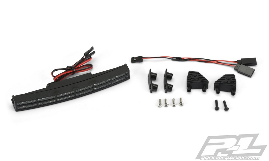 "Pro-Line Double Row 6"" Curved Light Bar For The Traxxas X-MAXX"