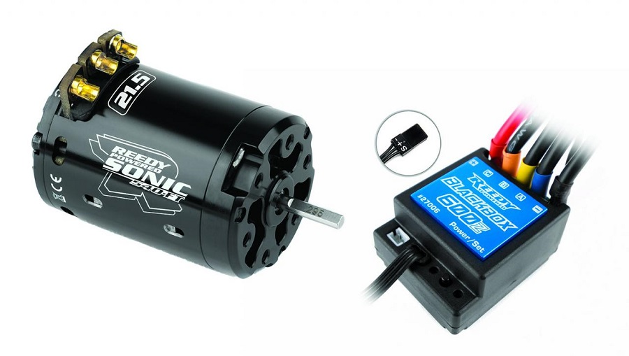Reedy Blackbox 600Z ESC & Sonic 540-FT 21.5 Combo