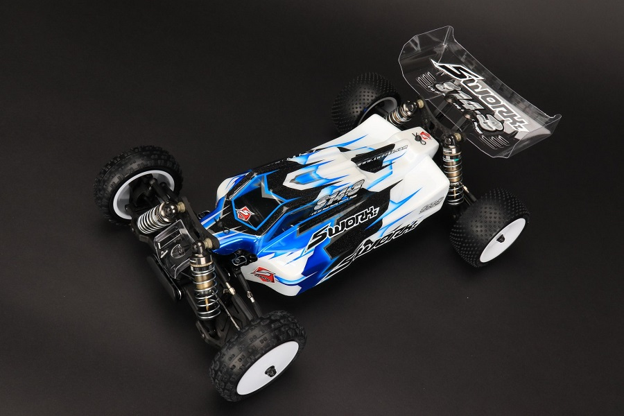 SWORKz S14-3 4wd 1/10 Off-Road Buggy