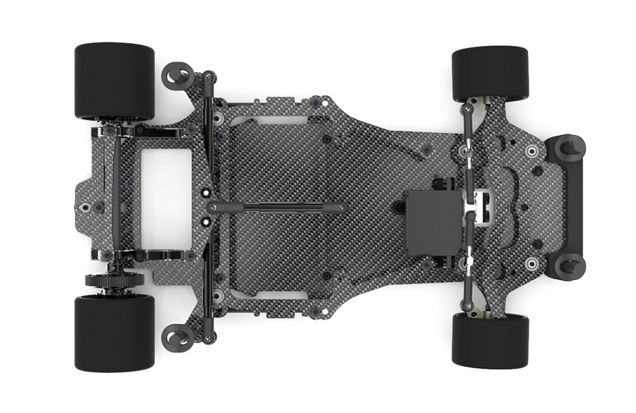 Schumacher Eclipse 2 1/12 Circuit Kit