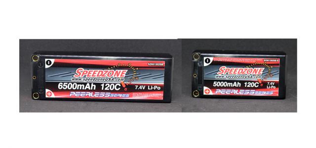 Speedzone Silicon Graphene Lipo Packs