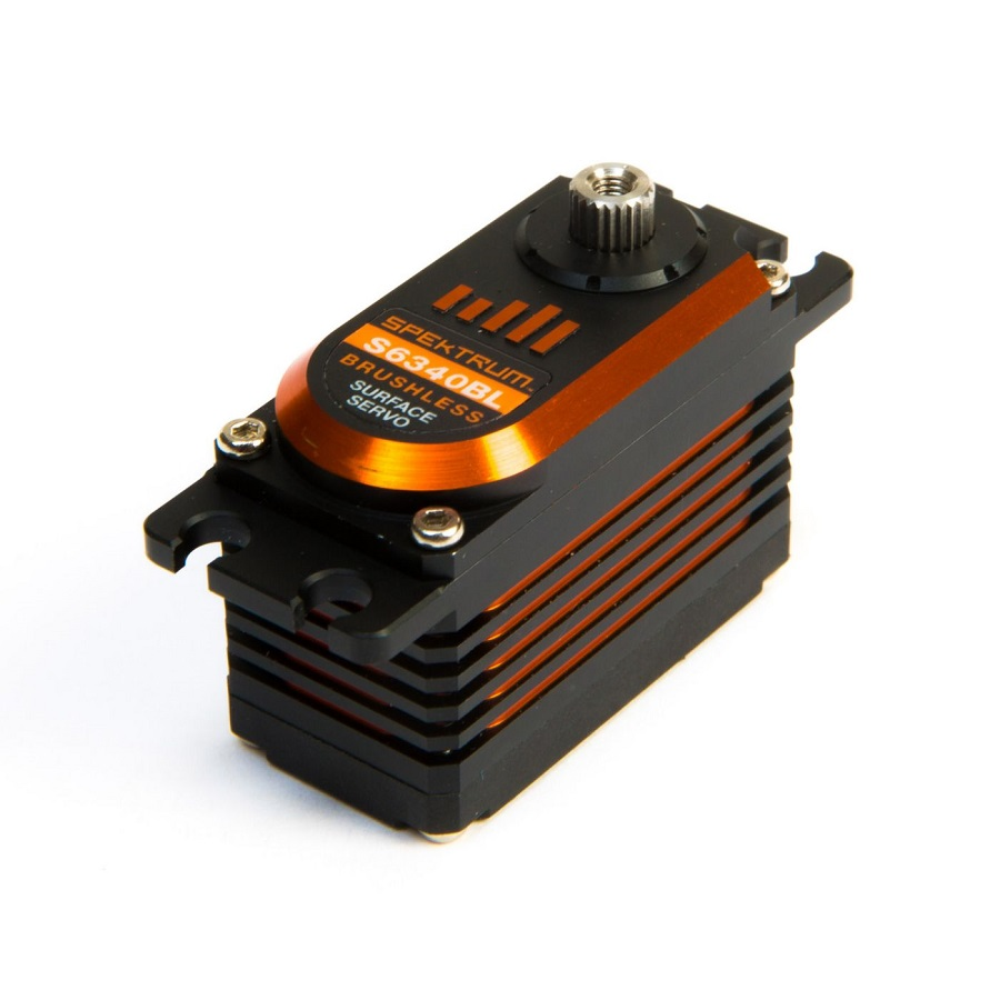 Spektrum S6340BL Brushless Low Profile Aluminum Servo