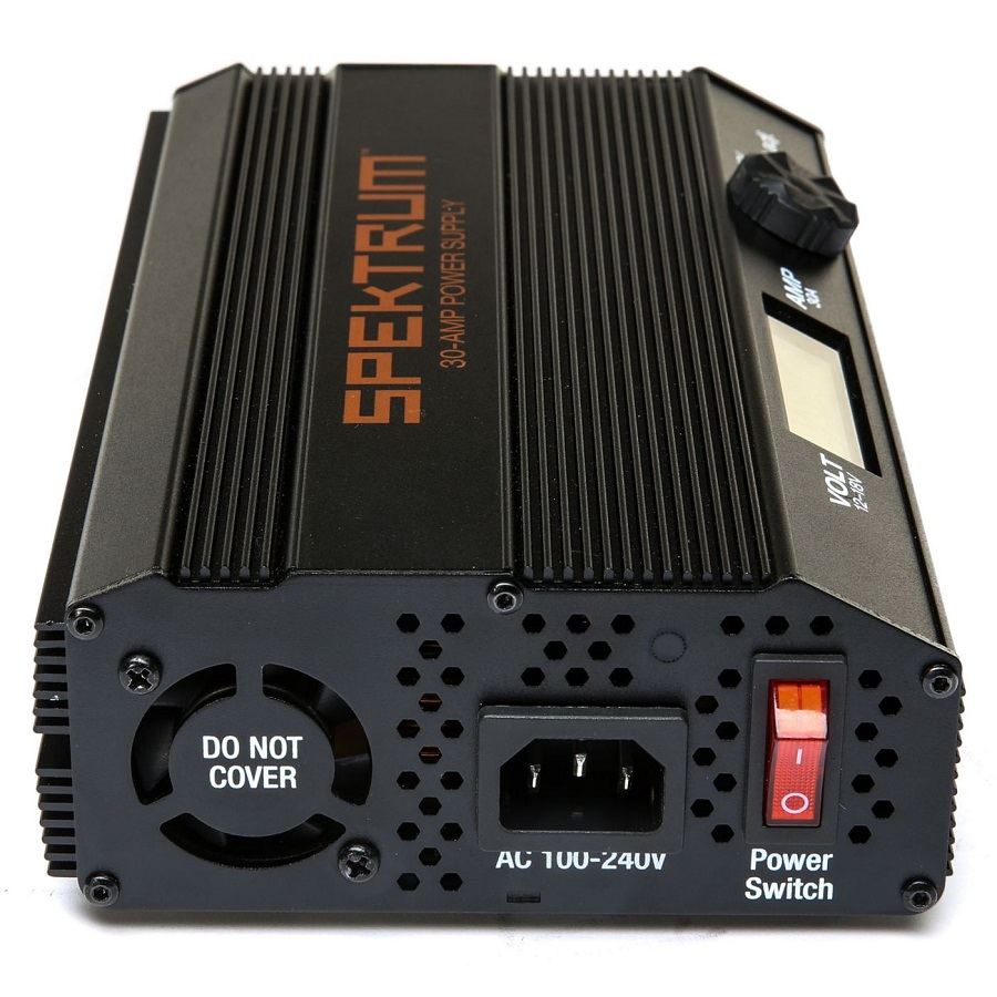 Spektrum Smart 30-Amp Power Supply