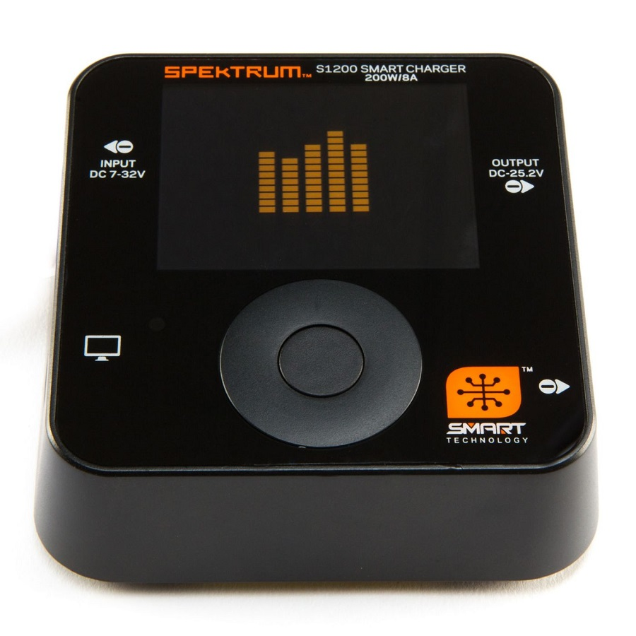 Spektrum Smart S1200 DC Charger