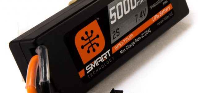 Spektrum Smart Technology LiPo Batteries [VIDEO]