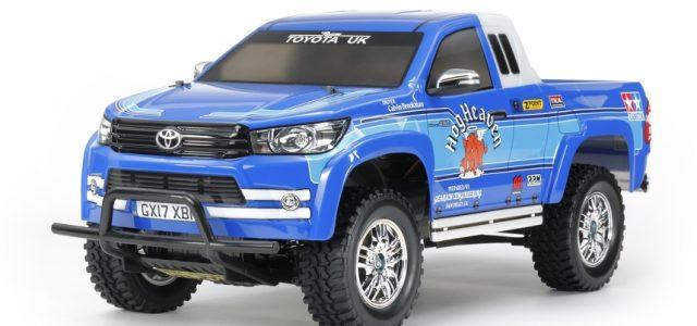 Tamiya Toyota Hilux Extra Cab