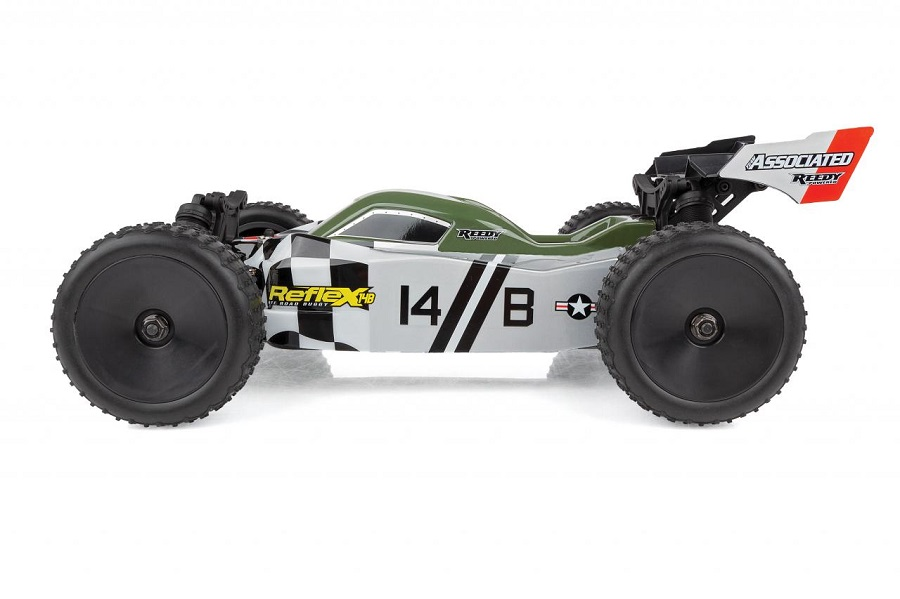 Team Associated Reflex 14B RTR 4wd 1/14 Buggy