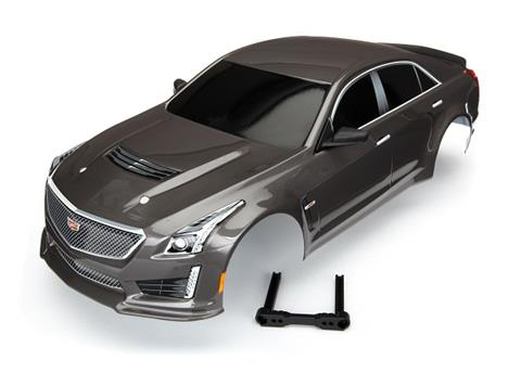 Traxxas Releases New 4-Tec 2.0 Cadillac CTS-V Bodies & TRX-4 Option Parts