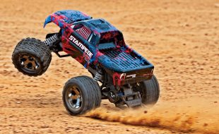 Traxxas Stampede Now Available In Two More Fresh Paint Schemes [VIDEO]