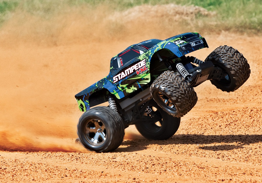 Traxxas Stampede Now Available In Two More Fresh Paint Schemes