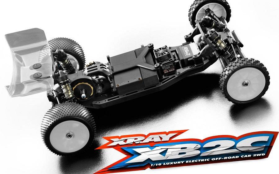 XRAY XB2C 2019 1/10 2wd Buggy