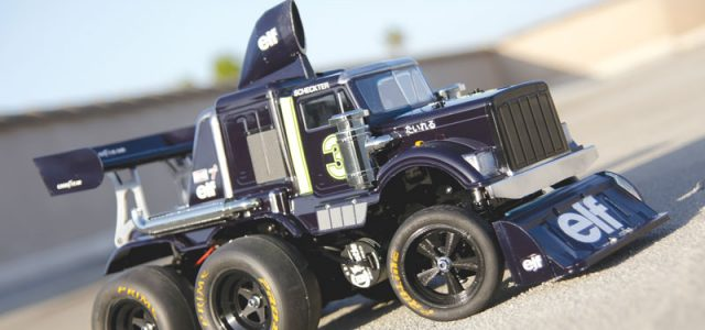 "Tamiya Konghead 6X6 ""F1 Truck"" [PROJECT BUILD]"