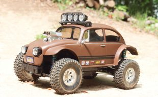 Tamiya CC-01 Baja VeeDub with V-8 Muscle  – RC Project