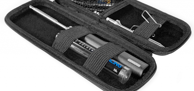 1up Racing Pro Pit Iron Travel Case