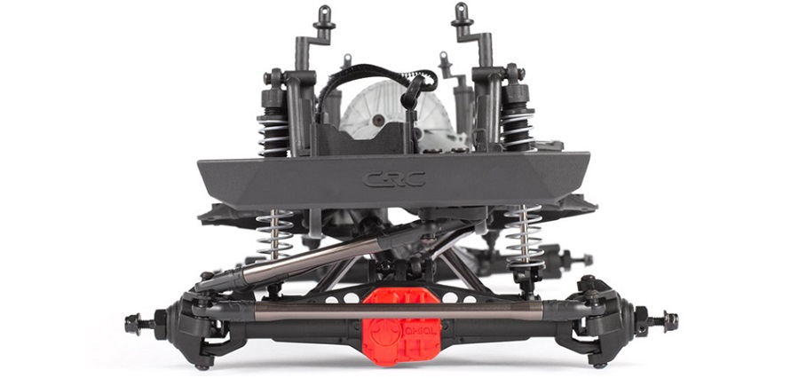 Axial SCX10 II Raw Builder's Kit