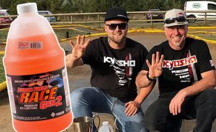 Elliot Boots Scores 4th BRCA Title With BYRON FUELS