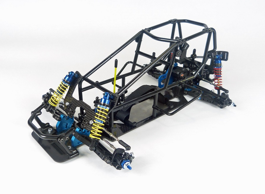 Custom Works RC Outlaw 4 Sprint Car Kit
