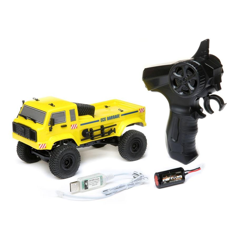 ECX RTR 1/24 Barrage UV 4wd Scaler Crawler