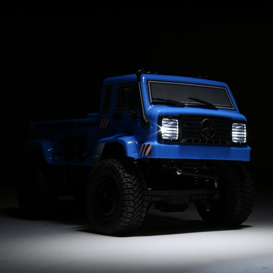 ECX RTR 1/24 Barrage UV 4wd Scaler Crawler