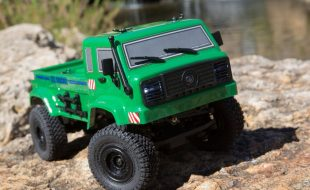 ECX RTR 1/24 FPV Barrage UV 4WD Scaler Crawler [VIDEO]
