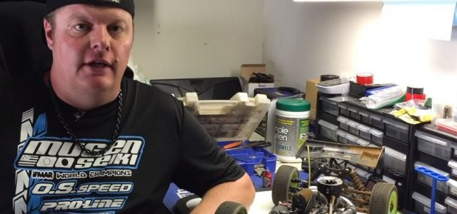 Engine Temperature & Tuning With Mugen's Adam Drake [VIDEO]