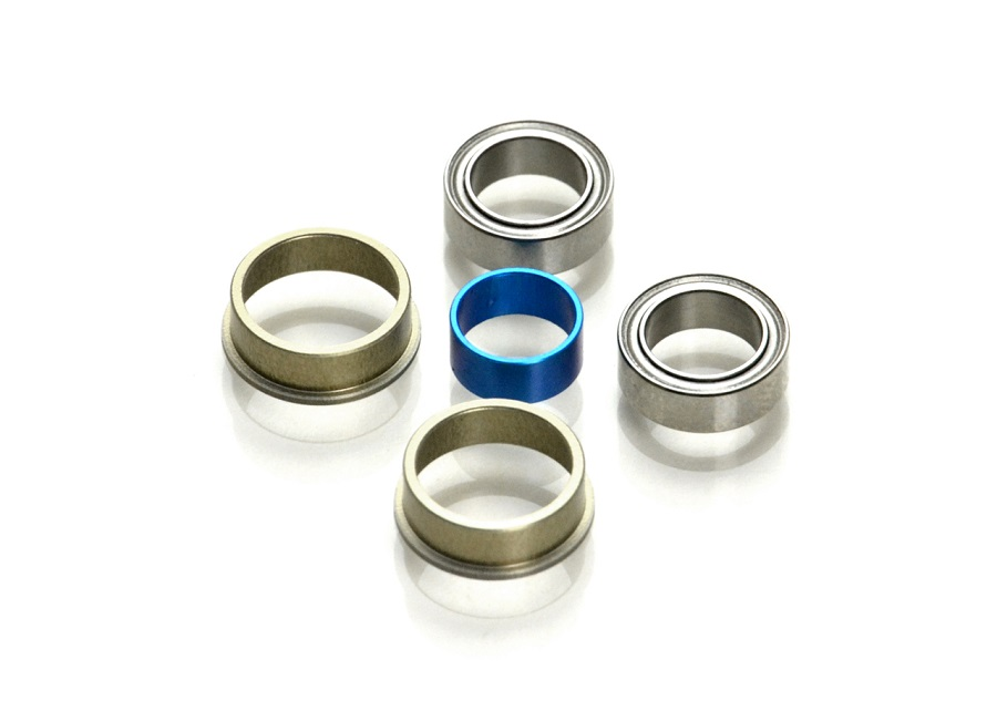 Exotek TRF103 F104 Metric Bearing Adapter Set