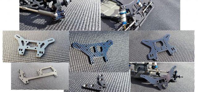 Factory RC Option Parts For The T6.1/SC6.1, MBX8R/ECO & ET410