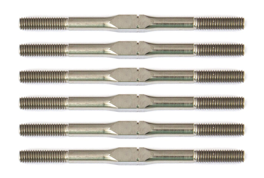Factory Team Lightweight Titanium Turnbuckle Sets