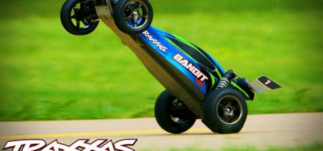 Go Brutally Fast With The Traxxas Bandit VXL [VIDEO]