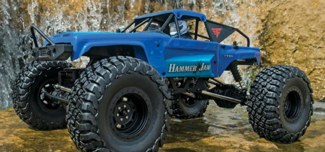 TESTED: Force RC Hammerjaw - RC Car Action