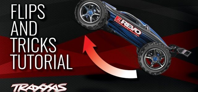 How To Perform Flips & Tricks With Your Traxxas Vehicle [VIDEO]