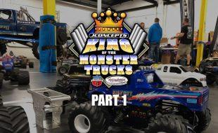King Of The Monster Trucks 2018 – Part 1 [VIDEO]
