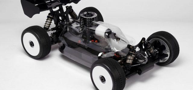 Lightweight Silencer Buggy Bodyshell For The HB D817/E817