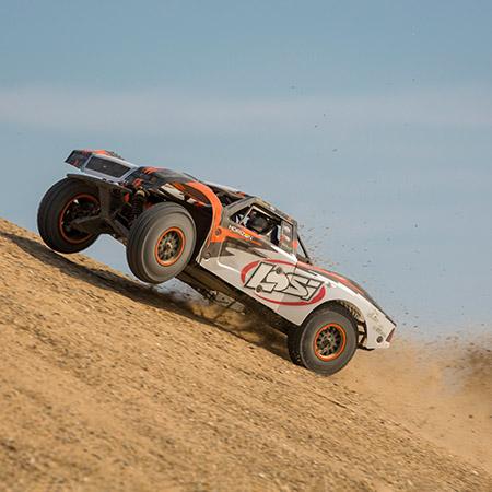 Losi Baja Rey BND 1/10 4wd Desert Racer
