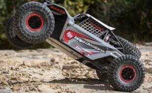 Losi Super Rock Rey AVC 1/6 4WD RTR Rock Racer [VIDEO]