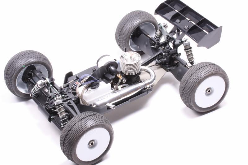 Mugen MBX8T 1/8 Nitro 4WD Truggy Kit