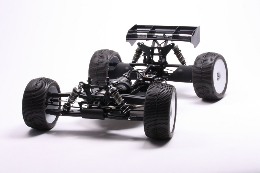 Mugen MBX8T Eco 1/8 Electric 4WD Truggy Kit