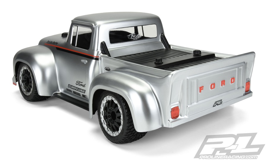 Pro-Line 1956 Ford F-100 Pro-Touring Street Truck Clear Body