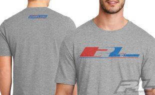 Pro-Line 82 Rewind Light Gray T-Shirt
