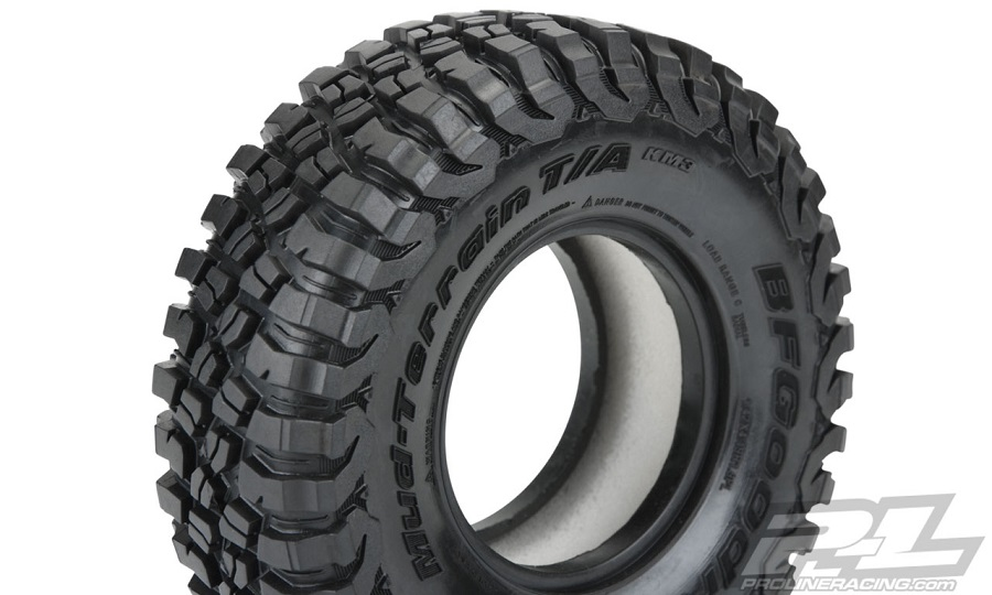 "Pro-Line Class 1 BFGoodrich Mud-Terrain T/A KM3 1.9"" Tires"