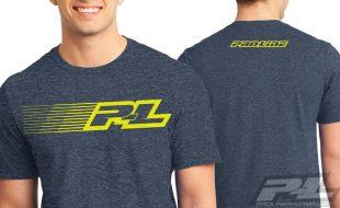 Pro-Line Linear Navy Blue T-Shirt