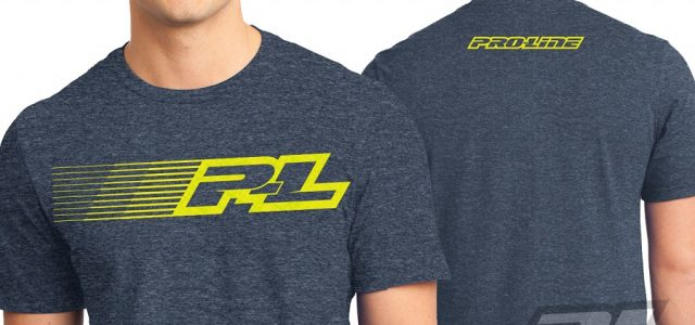 Pro-Line Linear Navy Blue T-Shirt