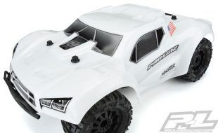 Pro-Line Monster Fusion Bash Armor Body For SC (White)