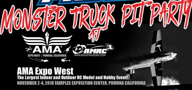Pro-Line Monster Pit Party At The AMA Expo West